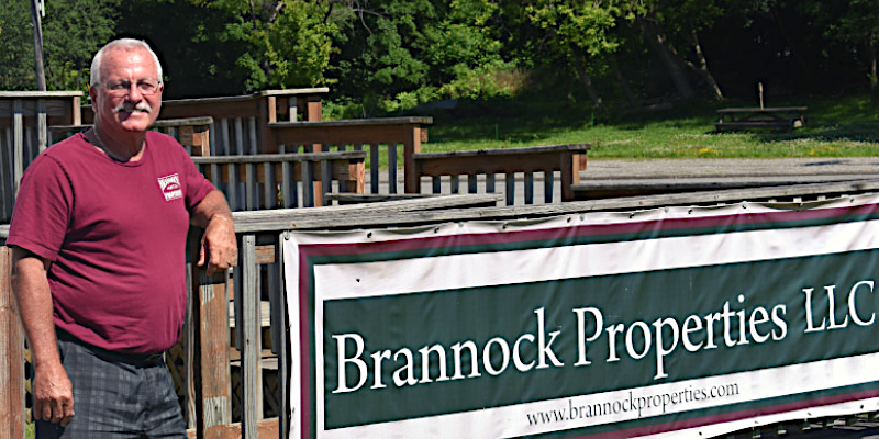 Learn more about Brannock Properties and Terry Brannock